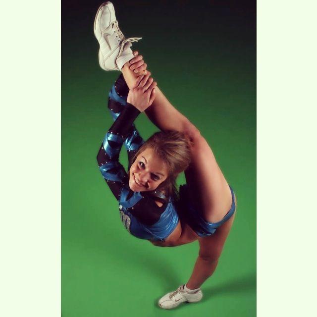 Stretch  cheer, cheerleading, flexible, stunt, flyer, needle, all star cheer, cheer athletics, spirit, sting ray, top gun, spirit of Texas, ice, World Cup, Maryland twisters