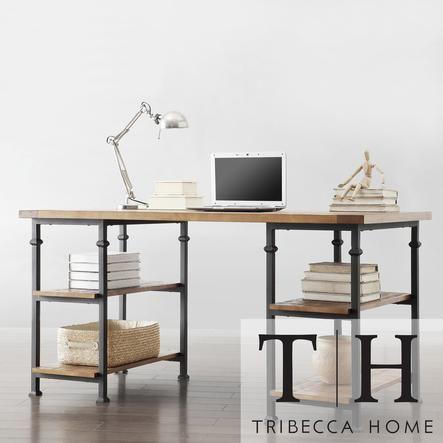 Vintage Industrial Storage Desk by I Love Living. 101 best Office images on Pinterest