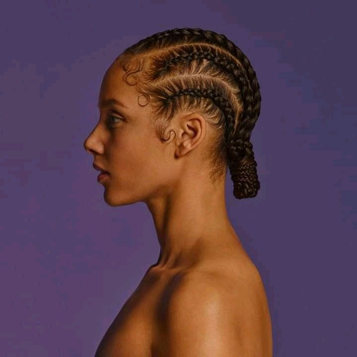 Pin By Ndeye Anta Gueye On Coiffure Alicia Keys Hairstyles Alicia Keys Braids Thick Hair Styles