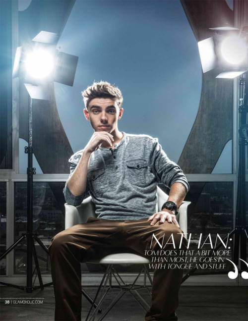 The Wanted - Nathan
