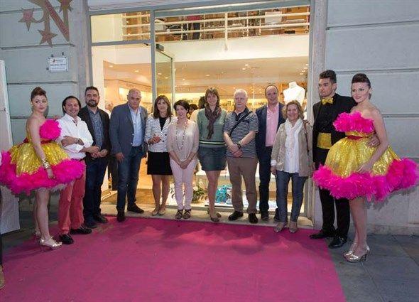 Sidonia brilla en la Shopping Night en Valladolid - Castilla y León