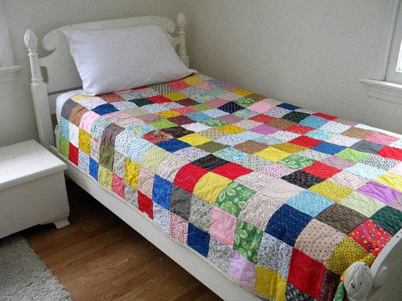 222 best Twin Size Quilts from the Quiltsy Team on Etsy images on ... : size of twin size quilt - Adamdwight.com