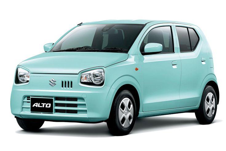Recap - Suzuki Alto hits 5 million unit sales mark in Japan