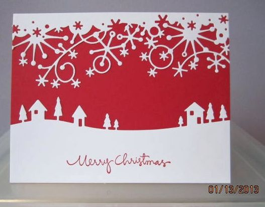 dw Christmas Dies by deb_loves_stamping - Cards and Paper Crafts at Splitcoaststampers