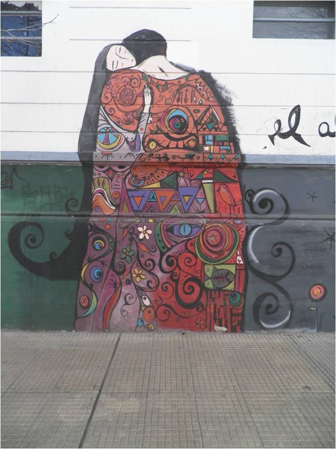 Arte urbano en el Hospital Pirovano