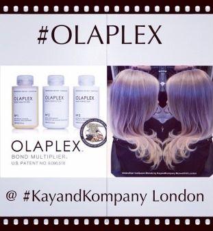 Like to know more about olaplex or how much #Olaplex #hair treatment costs? kayandkompany.com  #MuswellHill #N10 #Olaplex in kayandkompany, hair salon London Muswell hill North London, n10, barnet, haringey, n8, n22, n12, n2, n3, olaplex #hairdressers