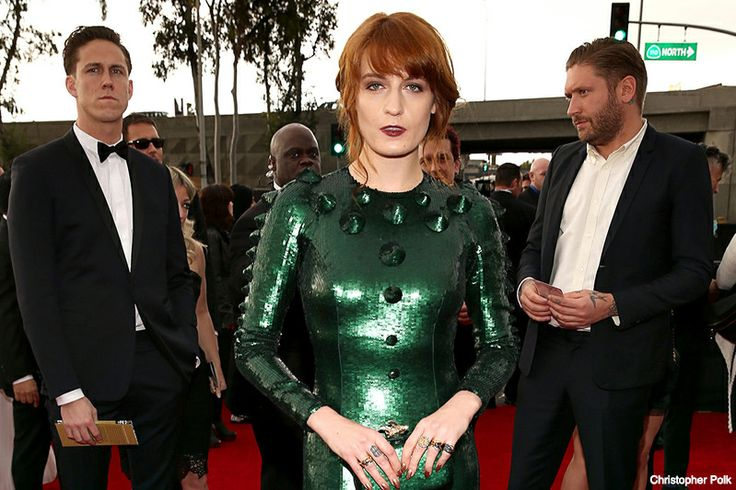 Your Color-Coded Guide To Grammy Fashion