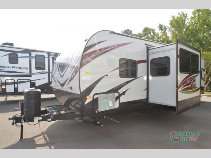 New 2017 Prime Time RV Fury 2910 Toy Hauler Travel Trailer at Campers Inn | Mocksville, NC | #21125