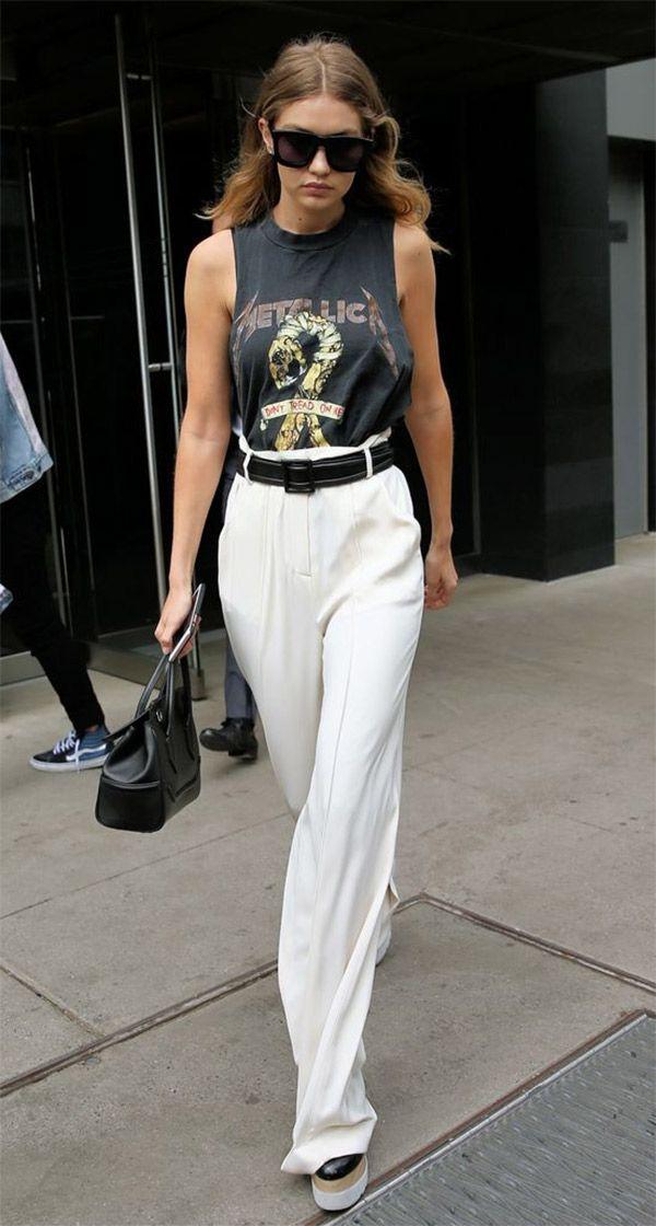 8 provas de que blusa pra dentro da calça é estiloso » STEAL THE LOOK