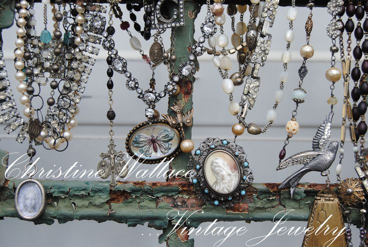 "Christine Wallace...   ""Honoring Life Through Jewelry"""