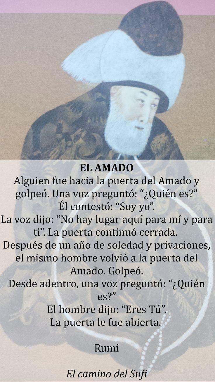 #rumi #sufismo El Amado: