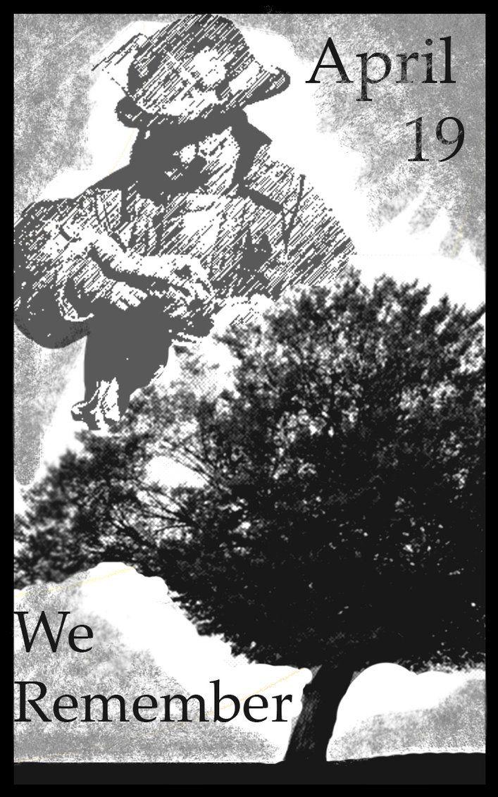 Oklahoma City Bombing Memorial Poster by Kyle Flanagan [©2012-2014 TheBriggz]