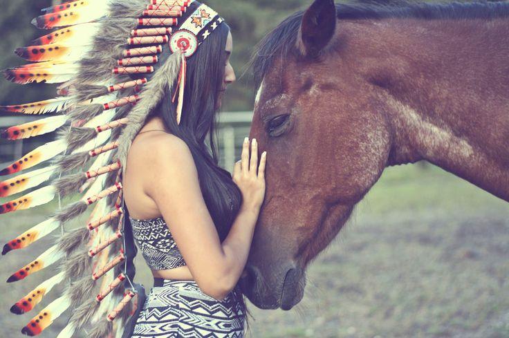 model: Sam & Apache