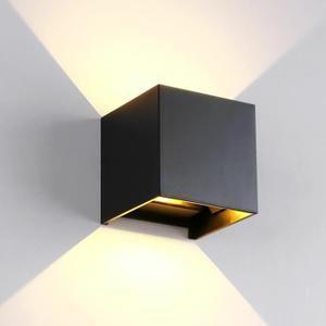 Suspension D'Extérieur Led Lampe Applique Murale Pour Bars, Couloir lu...