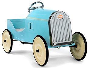 Legend Pedal Car - Click on image to enlarge