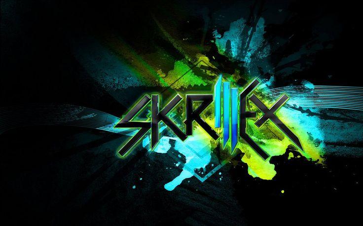 Skrillex logos wallpaper hd 1080p