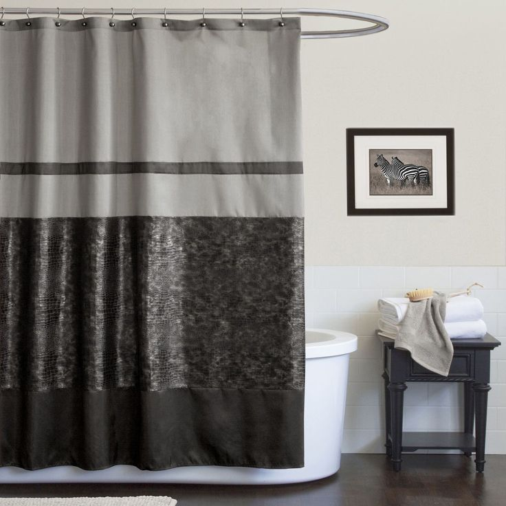 25 Best Ideas About Bathroom Shower Curtains On Pinterest