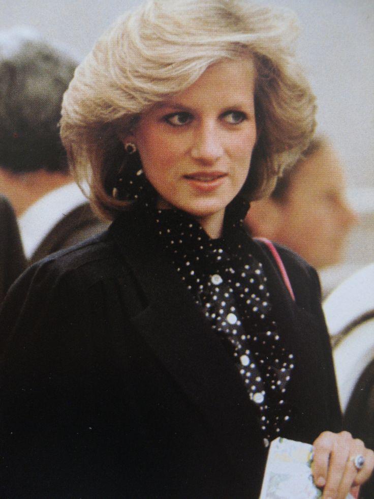 Lady Diana Haircut