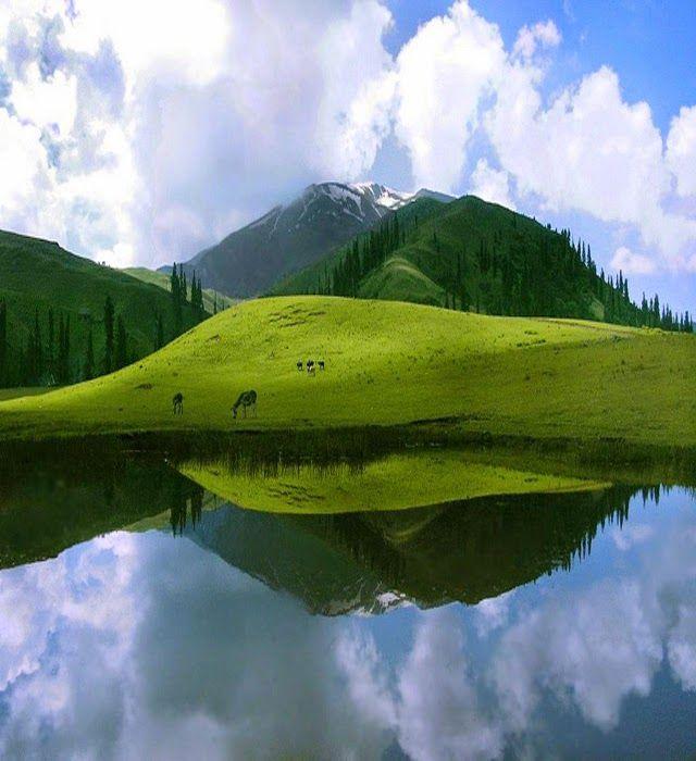 Sheosar Lake ,Pakistan - Travel Pedia
