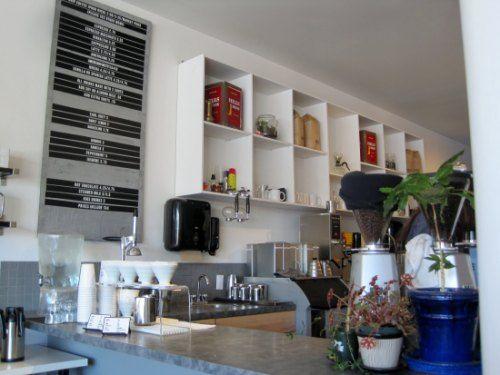 Kafka Coffee - Mt. Pleasant, Vancouver