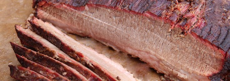 Beef brisket recipe for the Big Green Egg.