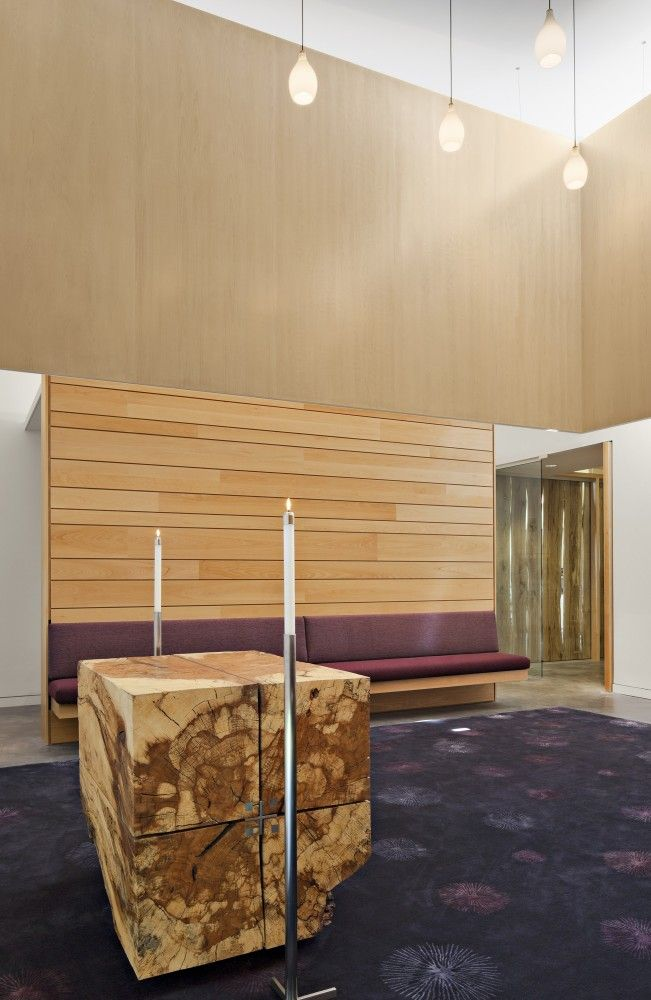 Gallery Of Jesuit Community Center At Fairfield University / Gray Organschi  Architecture   19 Part 72