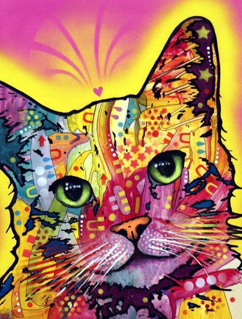 Dean Russo: Cat Prints