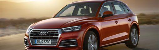Gallerij: Bericht Audi Q5