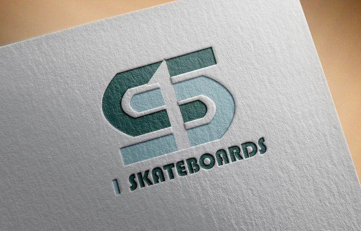 Logo design for a skateboard company