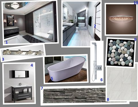 [Steal This] Get this Modern Bathroom Zen Oasis Look for Under $2,500 – Kor Home