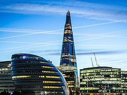 The Shard #London #Londres