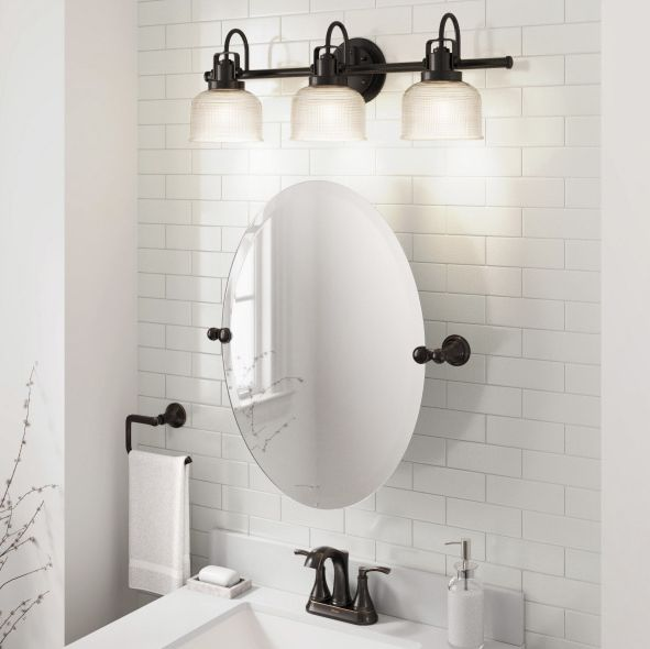 Oval Mirror Bathroom, Oval Frameless Bathroom Mirror