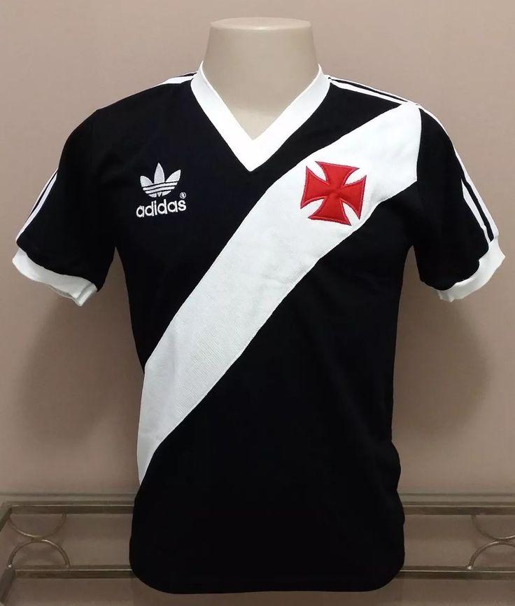 camisa retro vasco 1984 preta - s a l d ã o ! ! !