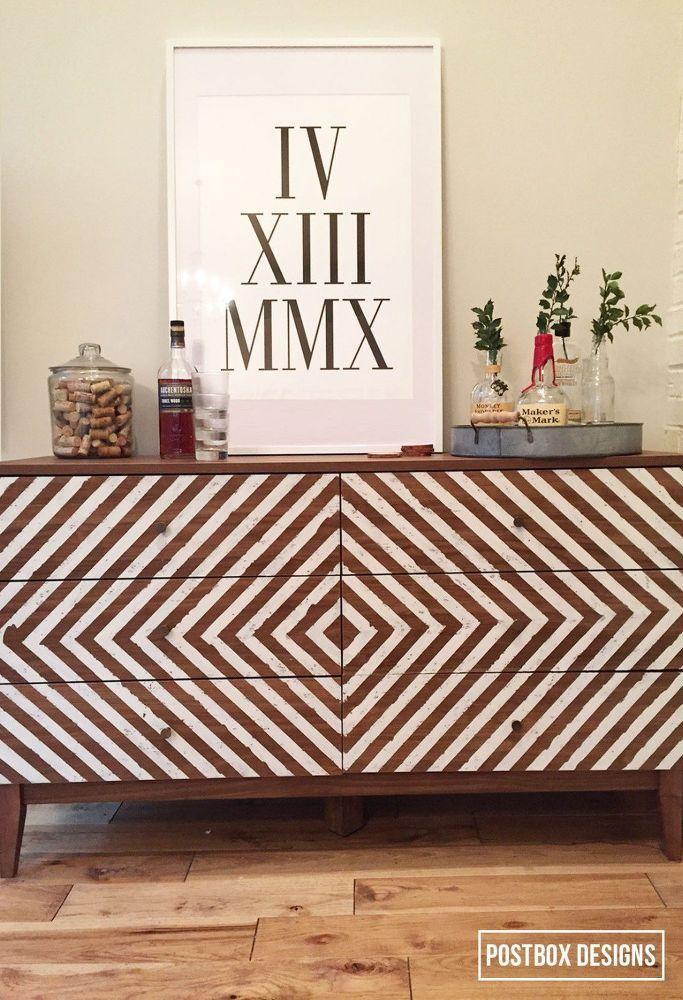 DIY Painted Dresser Tutorial