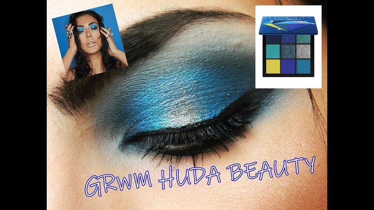 GRWM con Huda Beauty Obsession    Make up tutorial