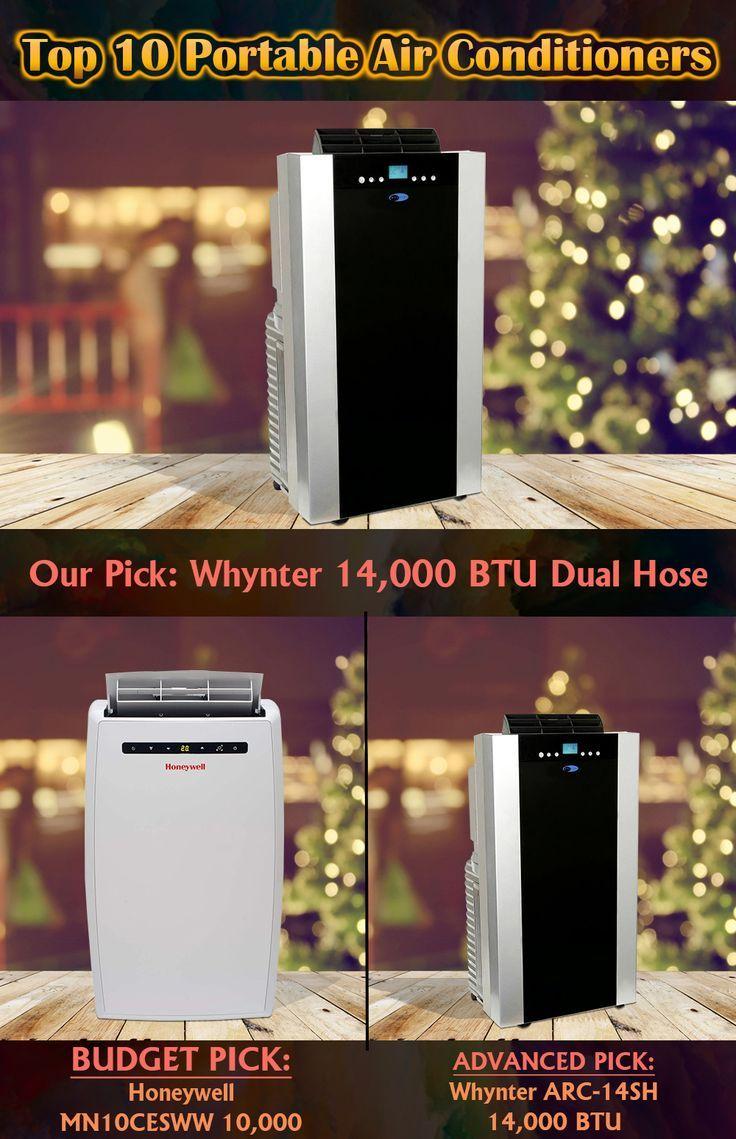 Top 10 Portable Air Conditioners April 2020 Reviews Buyers Guide Portable Air Conditioner Portable Air Conditioners Air Conditioner