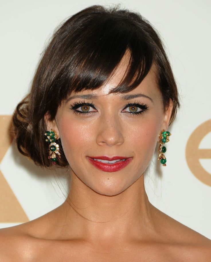 styles of hair 17 best images about rashida jones on 2550 | c56b326ef48bafe1fec53c531ef5a0c6