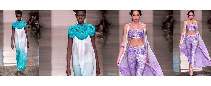 Grace Lillian Lee - Jetty Love - Get Your Weave On - Australian Indigenous fashion design
