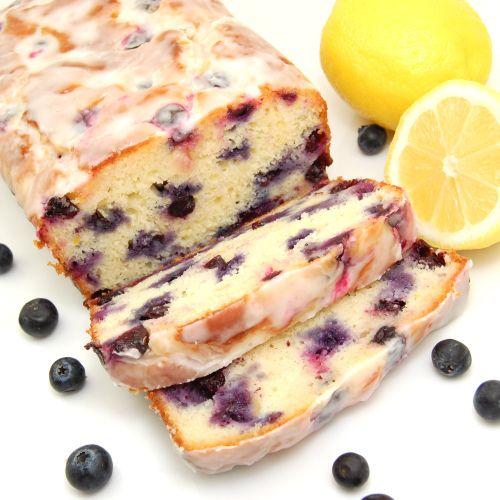Sweet Pea's Kitchen » Lemon-Blueberry Yogurt Loablueberries & lemon