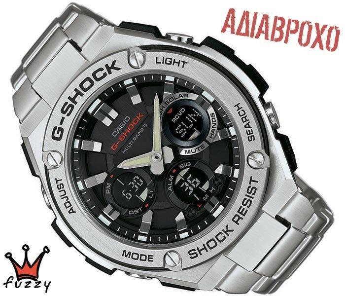 Ρολόι ανδρικό Casio G-SHOCK (GST-W110D-1AER)