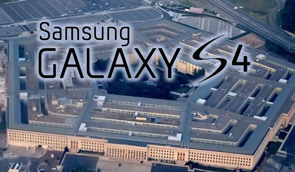 Samsung Galaxy S4 gets Pentagon approval