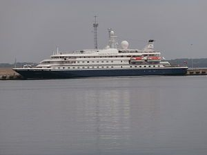 SeaDream I. Ιδιοκτησία: SeaDream Yacht Club AS. Διαχείριση: SeaDream Yacht Club. 1984 ~ 1998 Sea Goddess I. 1999 ~ 2001 Seabourn Goddess I. 2001 ~ present, today's name. Σε υπηρεσία από το 1984. 4.253GT ~ 108 μ.μ. ~ 14 μ.πλάτος ~ 3 κατ/τα ~ 15knots ~ 112 επ. ~ 95 α.πλ.