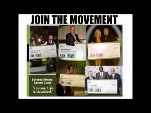 Zija Ghana : Pre-Launch Presentation and Training