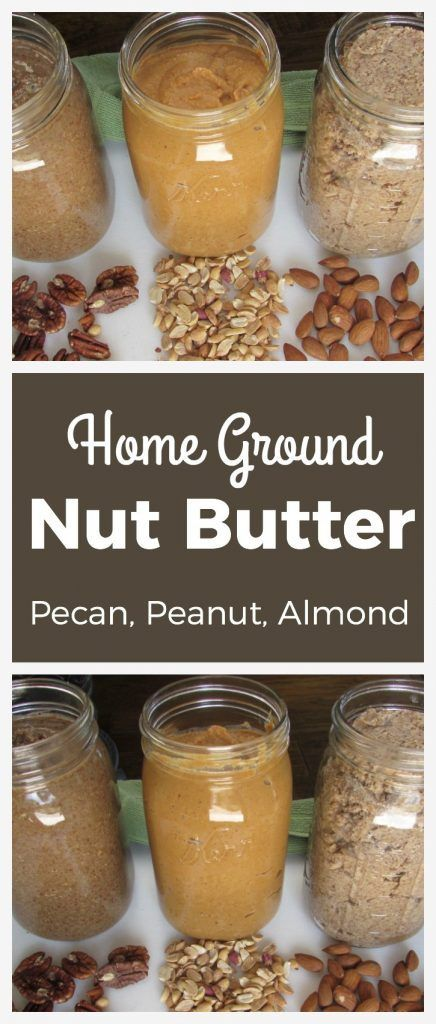 Make these nut butters at home in just minutes with a high powered blender. Enjoy the super fresh taste and eat healthy while staying on budget.