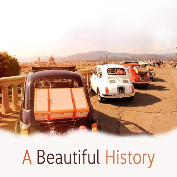 THROWBACK THURSDAY WITH FIAT: Check out this little slice of Fiat history! #TBT