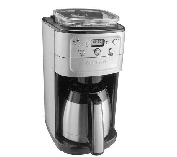 Cuisinart Koffiezetapparaat Met Gedntegreerde Maler Dgb900bce