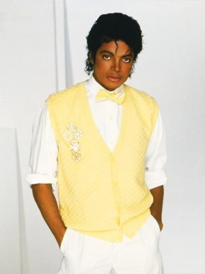 Michael Jackson Poster, when I was younger I'm sorry I must admit, lol I had this exact poster on my wall. I mean come on its Michael JACKSON!