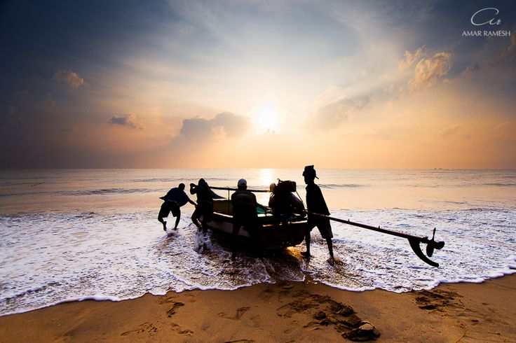 The Marina Beach : a treasure trove for travel photographers