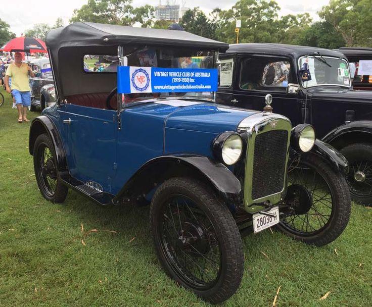 08 Parramatta CARnivale, showcasing vintage motors