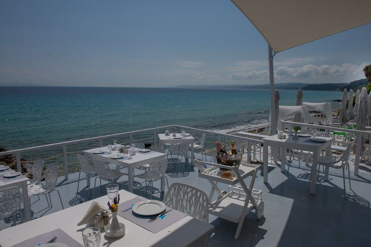 """Moudounou Fish & Mezes"" in Afitos, Halkidiki is the tastiest suggestion for sea food delicacies."